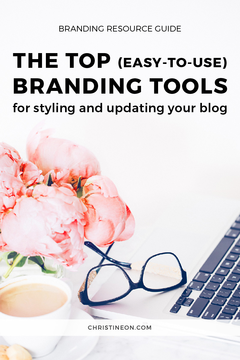 Branding Resource Guide - Christine On
