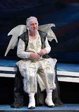 Photo: WIEN/ Akademietheater: DIE SCHNEEKÖNIGIN - Märchen von Hans Christian Andersen. Inszenierung: Anette Raffalt, Premiere 15. November 2014. Hans Dieter Knebel. Foto: Barbara Zeininger