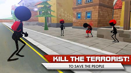 Sniper Assassin 3D Stickman 1.2 screenshot 49496
