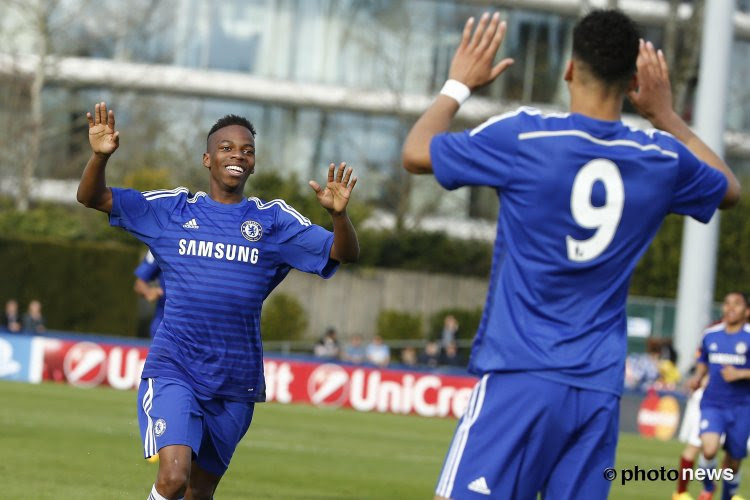 Chelsea confirme son intention de prêter Charly Musonda