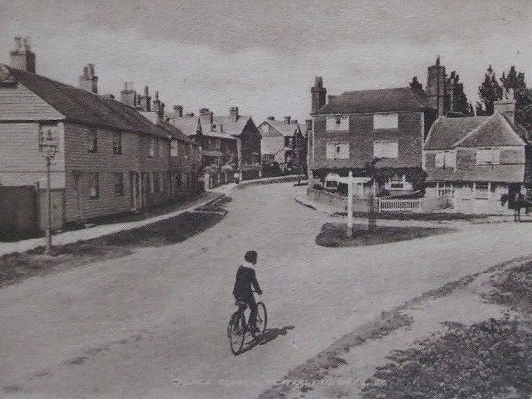Tenterden Archive photos Golden Square Tenterden