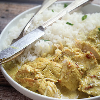 Indonesian Chicken Curry