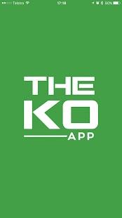 The KO App - náhled