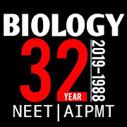BIOLOGY - 32 YEAR NEET PAST PAPER WITH SOLUTION