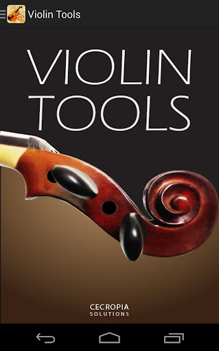 Violin Tuner Tools 2.42 screenshots 1