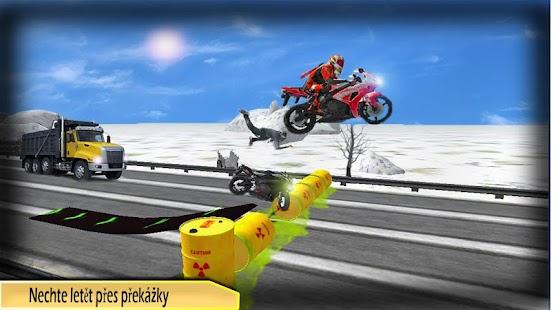 Kolo Boj závod - Bike Racing - náhled