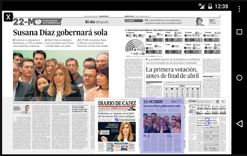 Diario de Cádiz- screenshot thumbnail