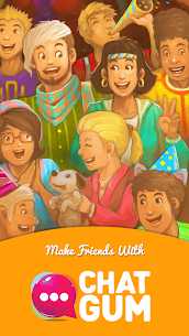 Chat Rooms – Find Friends 1.625088 Mod + Data for Android 1