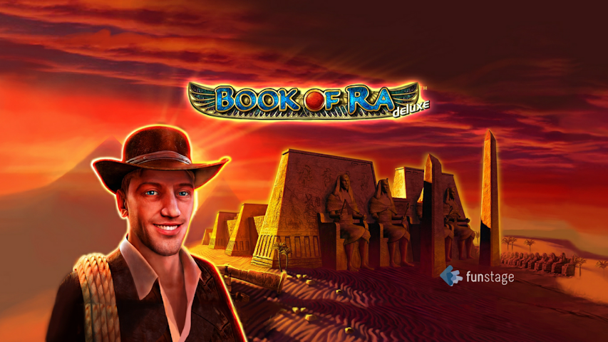 android Book of Ra™ Deluxe Slot Screenshot 12