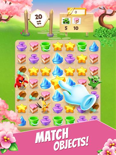 Angry Birds Match 3 3.8.0 screenshots 9