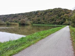 Photo: La vélovoie, vers Appenans (Doubs)