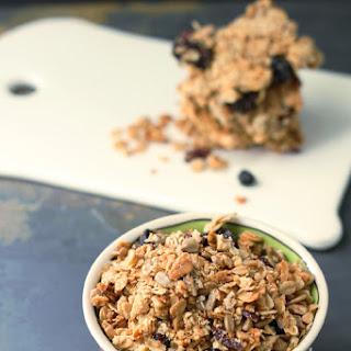 Nut Free Crunchy Granola Bars