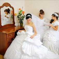 Wedding photographer Vyacheslav Gallay (gallay). Photo of 25.10.2013