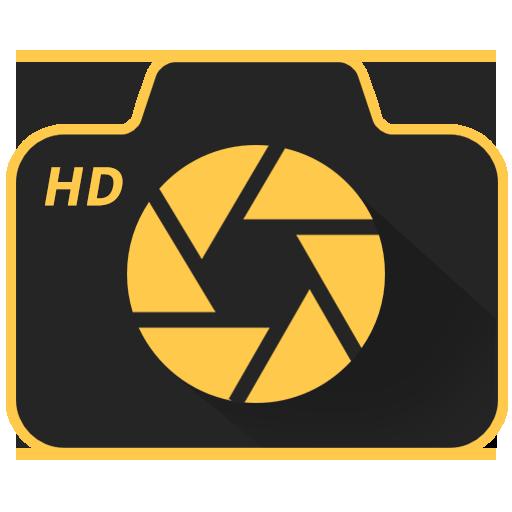 HD Camera Pro : Professional Camera Icon