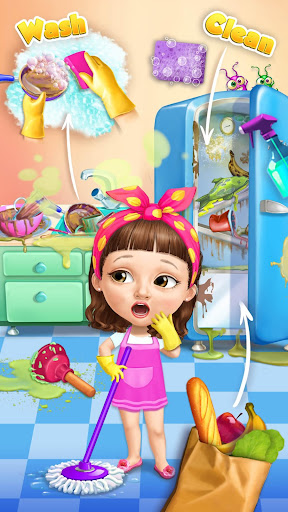 Sweet Baby Girl Cleanup 5 - Messy House Makeover  screenshots 1
