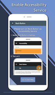 Back Button - Anywhere Screenshot