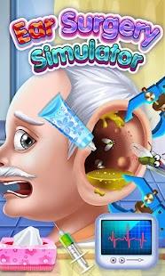 Ear Surgery Simulator - náhled