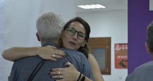 Carmen Mateos recibe felicitaciones