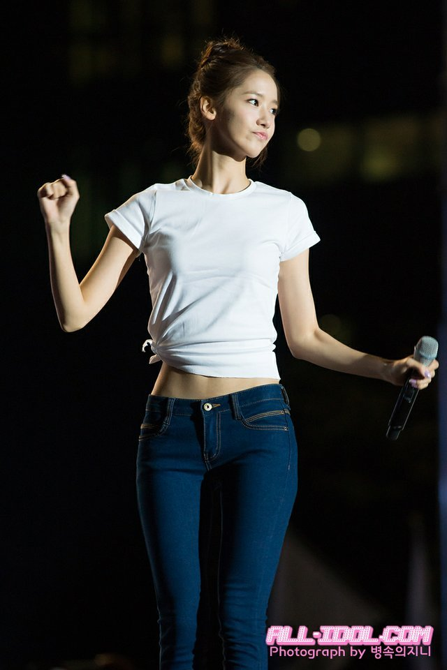 Body yoona SNSD's YoonA
