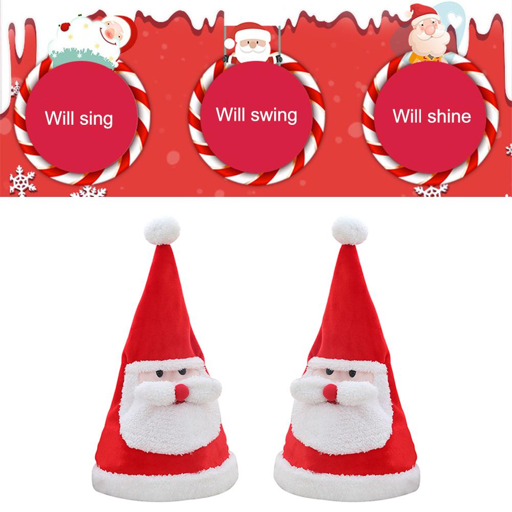 Dancing Christmas Hat