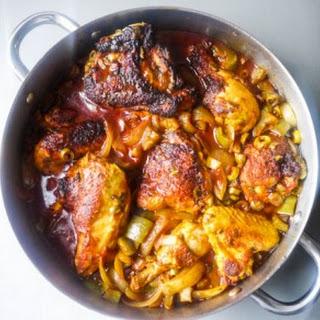 Latin Braised Chicken (Pollo Guisado) Recipe