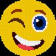 Emoji Color by Number: Pixel Art, Sandbox Coloring