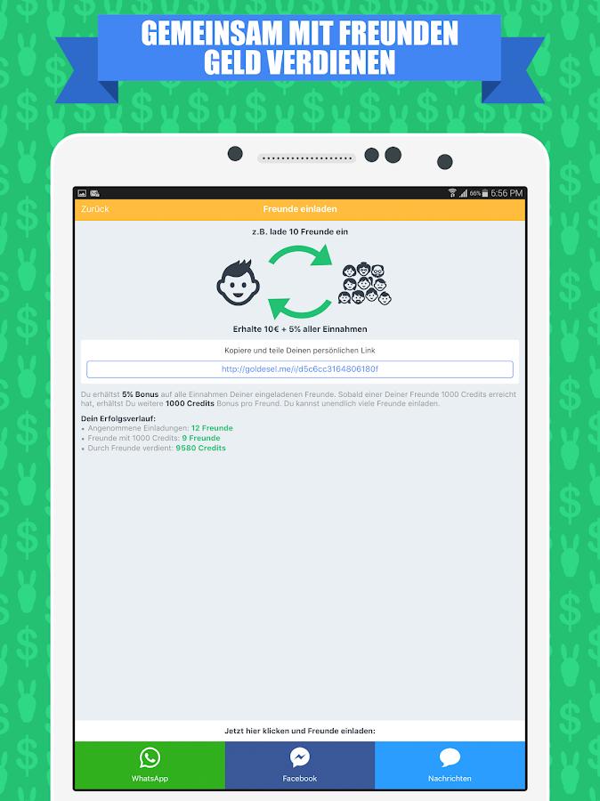 geld verdienen online casino  app