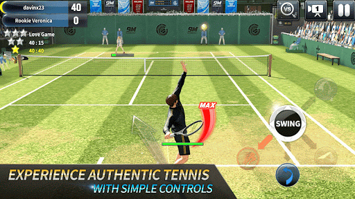 Ultimate Tennis: 3D online sports game u0635u0648u0631 1