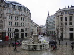 Photo: Blick aus Richtung St. Pauls Cathedral