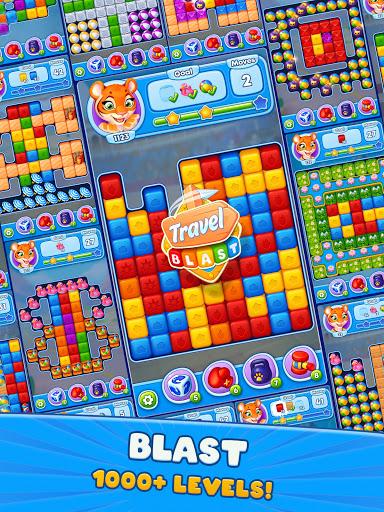 Travel Blast: Puzzle Adventure  screenshots 11