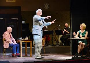 Photo: Wien/ Theater in der Josefstadt: FOREVER YOUNG von Franz Wittenbrink. Regie: Franz Wittenbrink. Premiere am 31.1.2013. Kurt Sobotka, Gideon Singer, Sona MacDonald. Foto: Barbara Zeininger