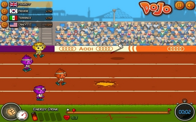 Awesome Run Games