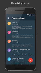 Fitness  Challenge- screenshot thumbnail