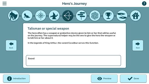 RWT Hero's Journey screenshot 1