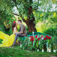 Wedding photographer Irina Tikhomirova (Bessonniza). Photo of 11.01.2016
