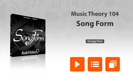 Music Theory 104 - Song Form