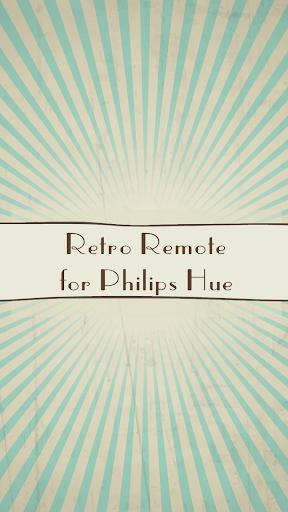Retro Remote for Philips Hue
