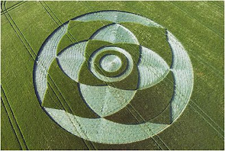 Photo: May 21 CropCircle 2007