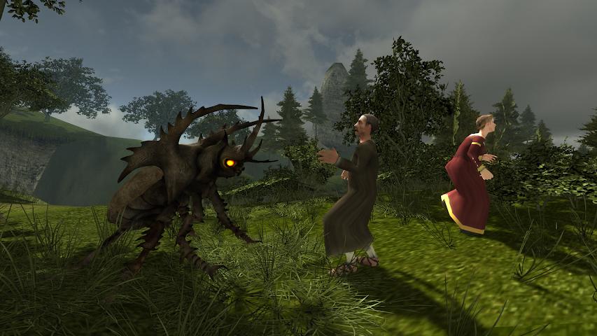 android Huge Beetle Simulator 3D Screenshot 2