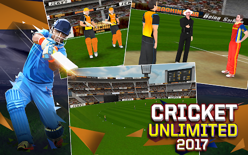 Cricket Unlimited 2017 Screenshot