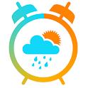 WeatherClock icon