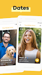 screenshot of Bumble — Date. Meet Friends. Network.