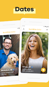 Bumble — Date. Meet Friends. Network App Download For Android and iPhone 1