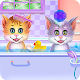 Download Twin Kitties Spa Caring For PC Windows and Mac