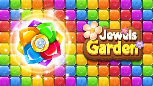 Jewels Gardenu00ae : Blast Puzzle Game 1.2.2 de.gamequotes.net 2