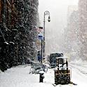 winter snow wallpaper icon
