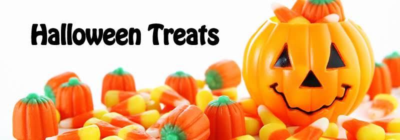 Halloween Treats Recipes