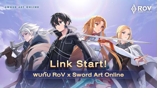 Garena RoV: Link Start 1.35.1.4 screenshots 1