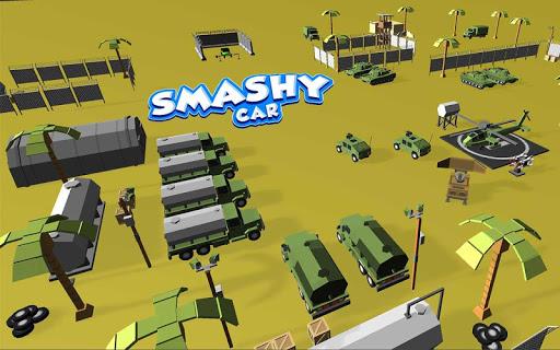 Smashy 자동차 폭동 : 파열 순찰
