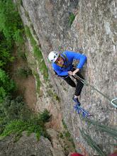 Photo: CADE a la Aguja del Centenari (Montserrat)